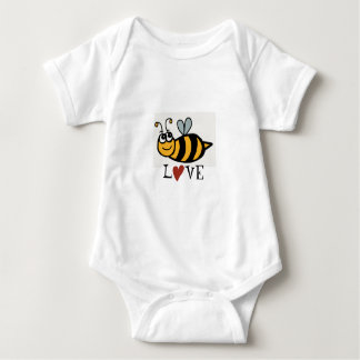 Valentines Baby Bodysuit