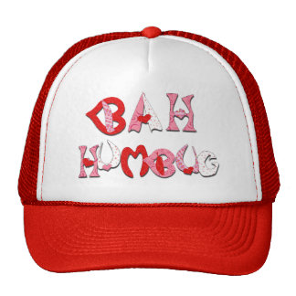 Valentine's Bah Humbug Hat