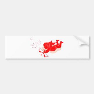 Valentines Bumper Sticker