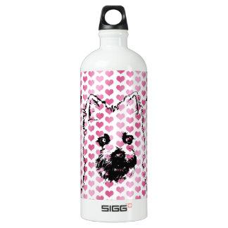 Valentines - Cairn Terrier Silhouette SIGG Traveller 1.0L Water Bottle