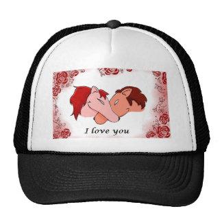 Valentines Trucker Hat