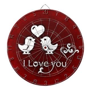 Valentines Dartboard