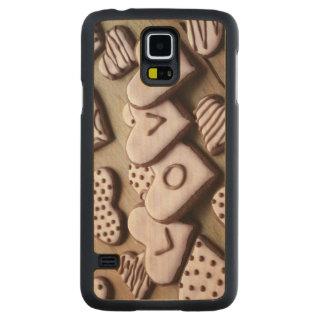 Valentine's Day 2 2 Maple Galaxy S5 Slim Case