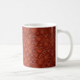 Valentine's Day 3 Basic White Mug