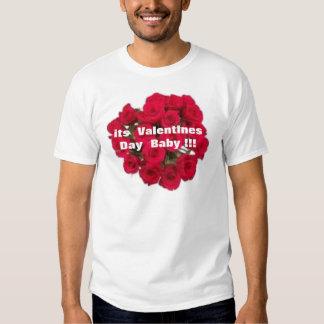 Valentine's Day  Baby !!! Shirt