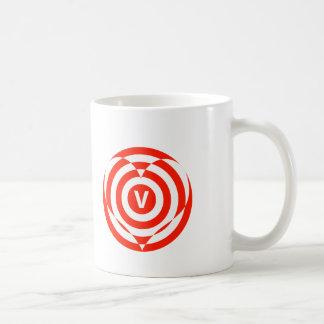 Valentine's Day Basic White Mug