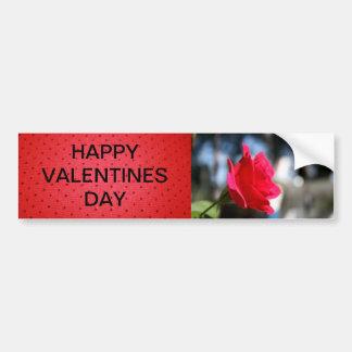 Valentines Day Bumper Sticker