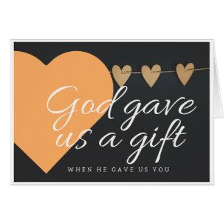 Valentine's Day card for children