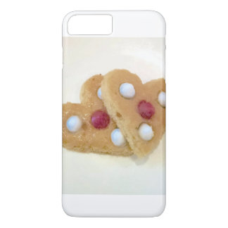 Valentine's Day Cookies by Ishah. iPhone 7 Plus Case