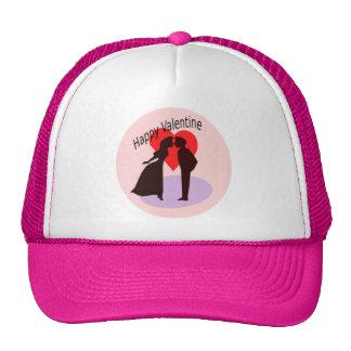 Valentine's Day Couple Trucker Hat