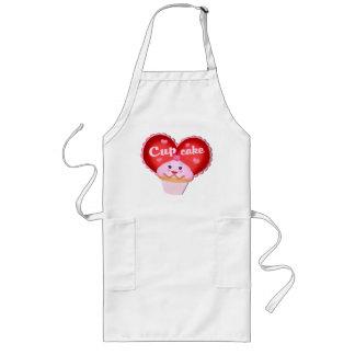 Valentine's Day Cupcake Apron
