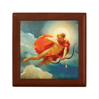Valentine's Day Cupid Firing His Love Arrows Gift Box