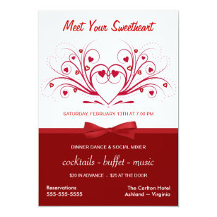 Valentines Day Dinner Dance Gifts Gift Ideas Zazzle Uk