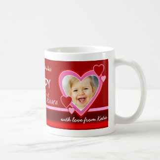 Valentine's Day Gift - Photo Mug - Daddy