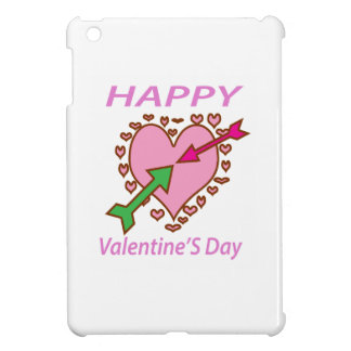 Valentine's day Gift Romantic Heart n Arrows fun Case For The iPad Mini