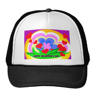 Valentine's Day Hats