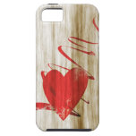 Valentines day heart phone more hover case for the iPhone 5