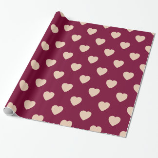 Valentines Day Hearts #3 Wrapping Paper