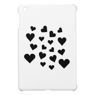 Valentine's Day Hearts Falling iPad Mini Case