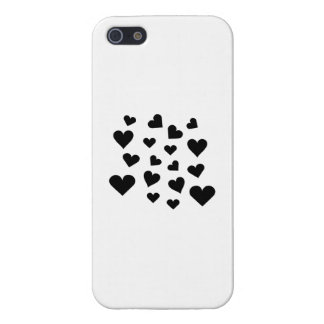Valentine's Day Hearts Falling iPhone 5/5S Cover