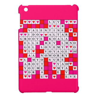 Valentines Day iPad Mini Case