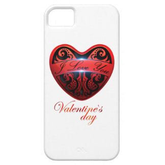 Valentine's day iPhone 5 cover