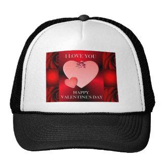 Valentine's Day Keepsakes Hat