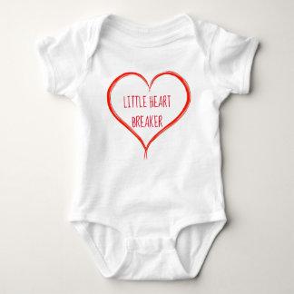 Valentine's Day Little heart breaker bodysuit