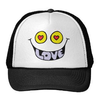 Valentine's Day Love Trucker Hat