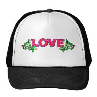 Valentine's Day Love Trucker Hats