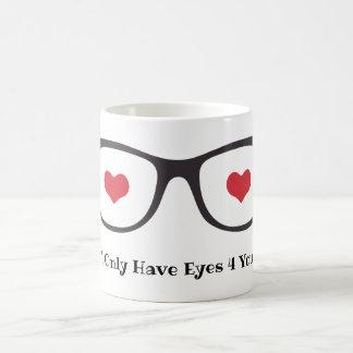 Valentines Day Mug - Eyes for you