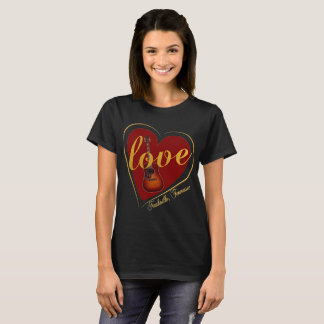 Valentine's Day Nashville Women's Shirts