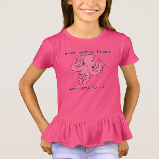 Valentine's Day Octopus Shirt
