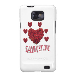Valentine's Day of love Galaxy S2 Covers