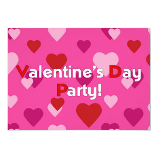 Valentines Day Party Invite