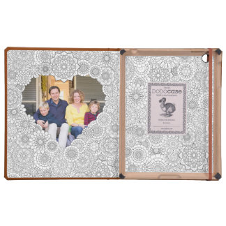 Valentine's Day Personalized Photo iPad DODOCase Covers For iPad