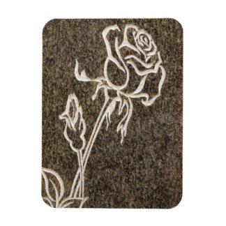 Valentine's Day Rose Flexible Magnet