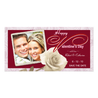 Valentine's Day - Save the Date Photo Cards