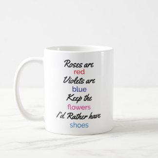 Valentine's Day Shoe Lover Mug