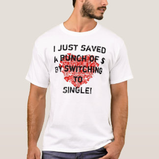 Valentines Day Single Shirt