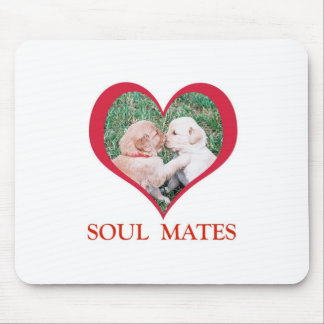 Valentine's Day Soul Mates Shirts, Cards, Mugs Mouse Pads