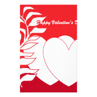 Valentine's Day Special Personalized Stationery