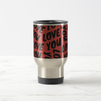 valentines day travel mug