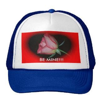 Valentine's Day Trucker's HAT