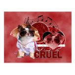 Valentines - Dont Be Cruel - Chihuahua - Gizmo