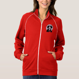 Valentines - Entlebucher Mountain Dog Silhouette Jacket