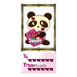 Valentines for School Card