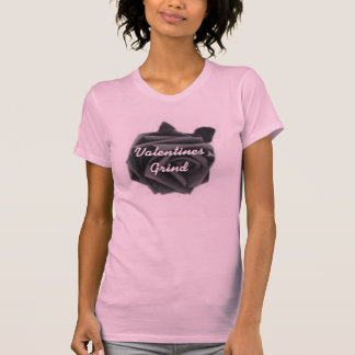 Valentine's Grind T Shirts