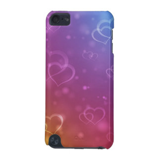 Valentine's Hearts Case iPod Touch 5G Cover