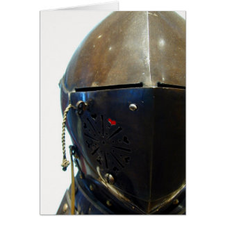 Valentine's Knight Greeting Card